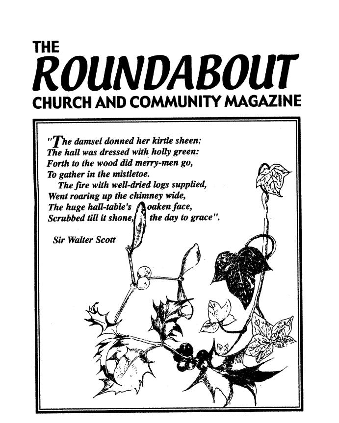 December 20 Roundabout - Croscombe News
