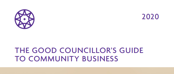 NALC Good Councillor's Guide to Business