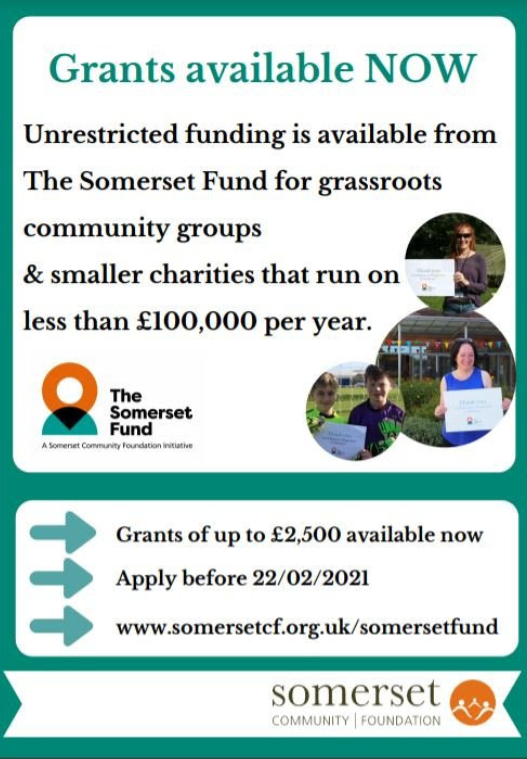 Somerset Grants available