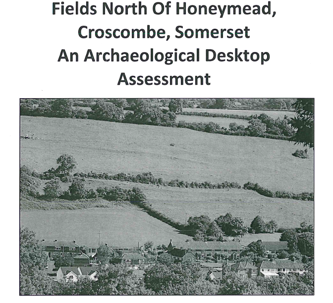 Croscombe Archaeological Assessment