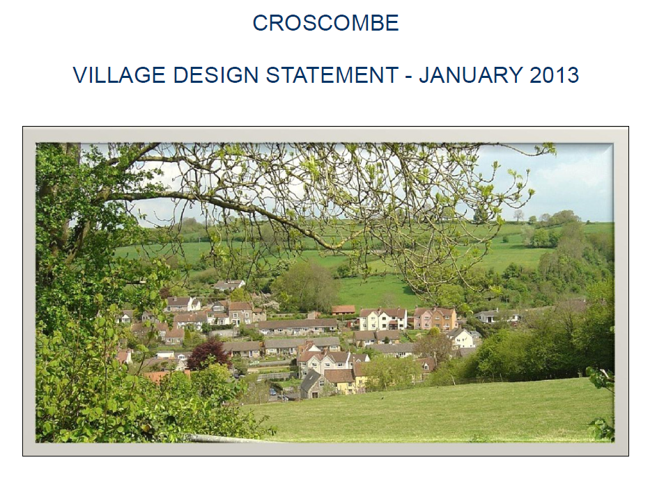 Croscombe Village Design Statement