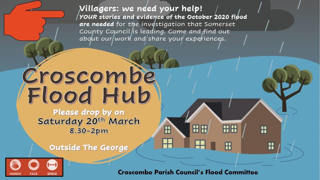 Croscombe Flood Hub